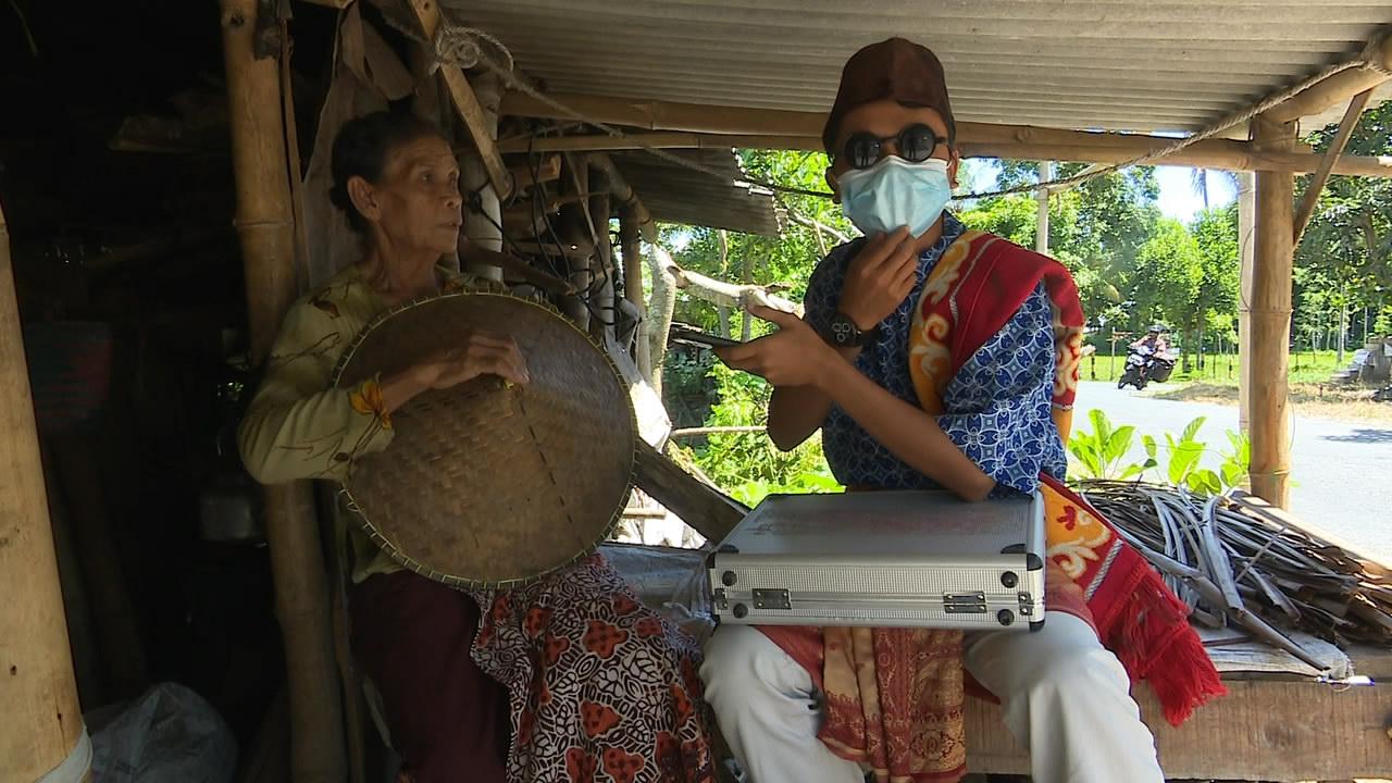 Putrayasa - Inaq Kembar Teparan Jari Satpam Siq Tuaq Tilas || Tuaq Tilas 2021 Program Berbagi Bulan Ramadhan Di Lombok (Loang Tuna, Lombok Tengah)