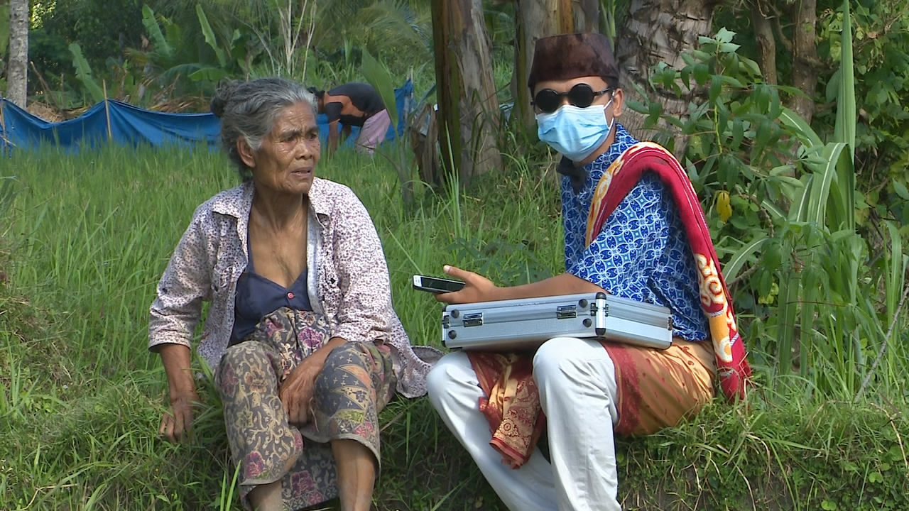 Putrayasa - Bedait Papuq Esot Leq Tengaq Bangket || Tuaq Tilas 2021 Program Berbagi Bulan Ramadhan Di Lombok (Esot, Pringgarata)