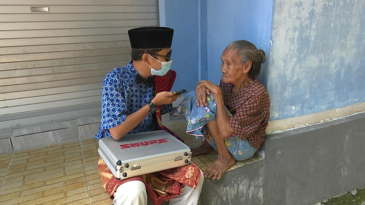 Putrayasa - Papuq Remah Yang Tutup Warung Di Bulan Ramadhan || Tuaq Tilas 2021 Program Berbagi Bulan Ramadhan Di Lombok (Duman, Lombok Barat)