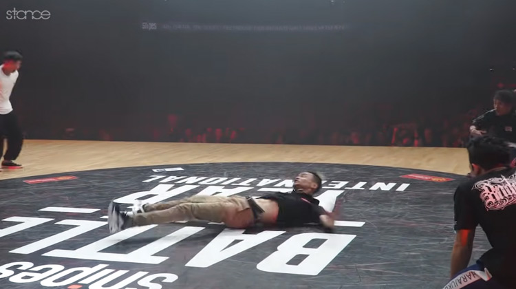 Amazing Moments at BATTLE OF THE YEAR