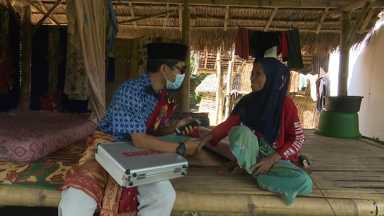 Putrayasa - Cerita Sedih Dari Inaq Salui (Sintung - Lombok Tengah) || Tuaq Tilas 2021