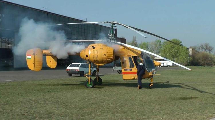 Kepo Media - Kamov Ka-26 test flight
