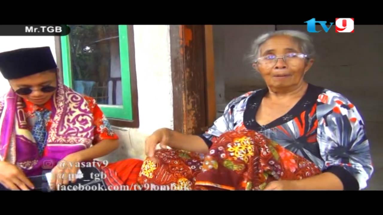 Putrayasa - Bagi-bagi uang di Kopang - Lombok Tengah_Program Televisi Lombok Ramadhan