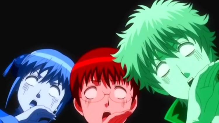 Gintama Episode 9