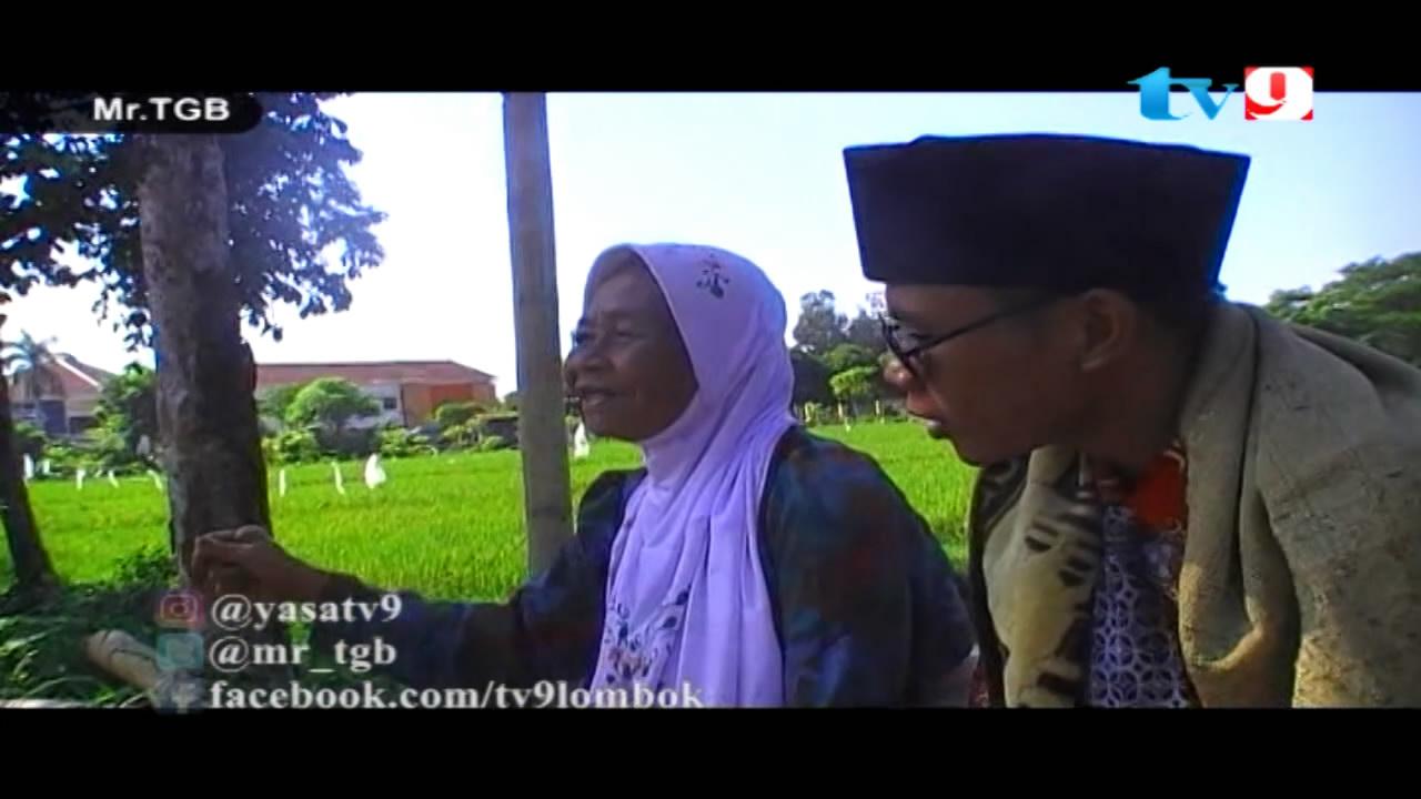 Putrayasa - Bagi-bagi uang di Selagalas - Mataram_Program Televisi Lombok Ramadhan