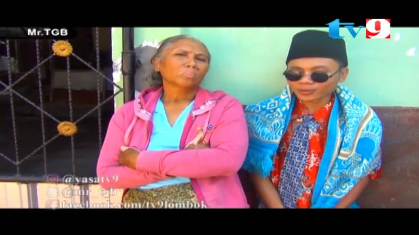 Putrayasa - Bagi-bagi uang di Pengempel - Bertais_Program Televisi Lombok Ramadhan
