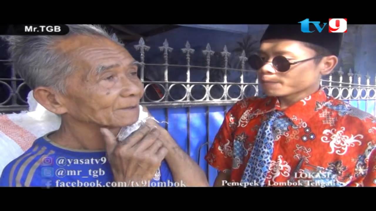 Putrayasa - Bagi-bagi uang di Pemepek - Lombok Tengah_Program Televisi Lombok Ramadhan