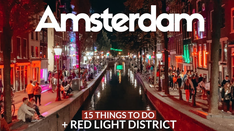Traveling World - AMSTERDAM Travel Guide