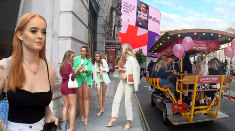 Traveling World - Regent Street Summer Walk London
