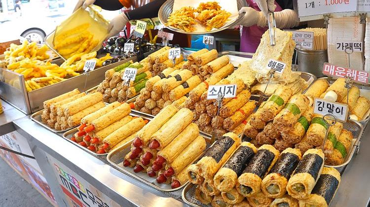 Kuliner Channel - Aneka Kue Ikan | Kuliner Korea