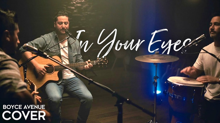 Ballads Channel - Boyce Avenue - In Your Eyes (Music  Cover)