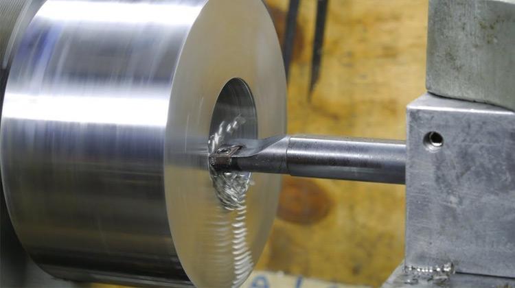 Membuat Mesin Tempa 2500 Ton - CNC Boring, CNC Milling, Forging Machin