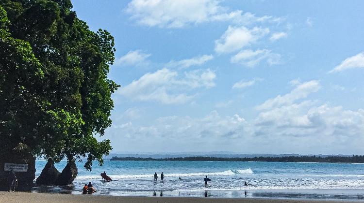 Pantai Batukaras Pangandaran