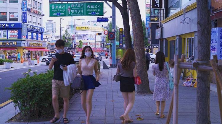 Traveling World - Walking Seoul Korea - Walking Tour Korea