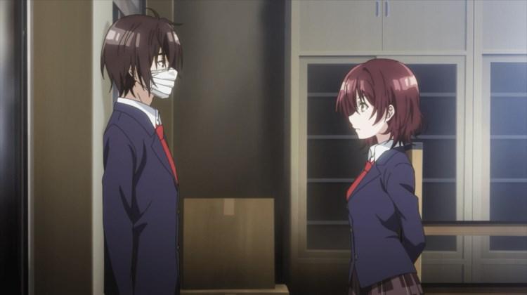 Rafi Word - Tier Character Tomozaki Episode 5