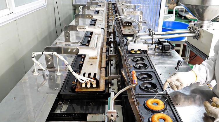 Pabrik Roti Korea