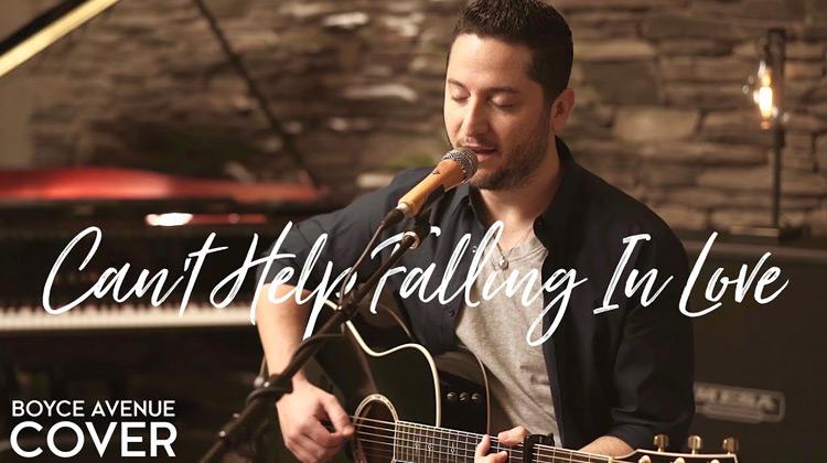 Ballads Channel - Boyce Avenue - Can't Help Falling In Love (Music Cover)