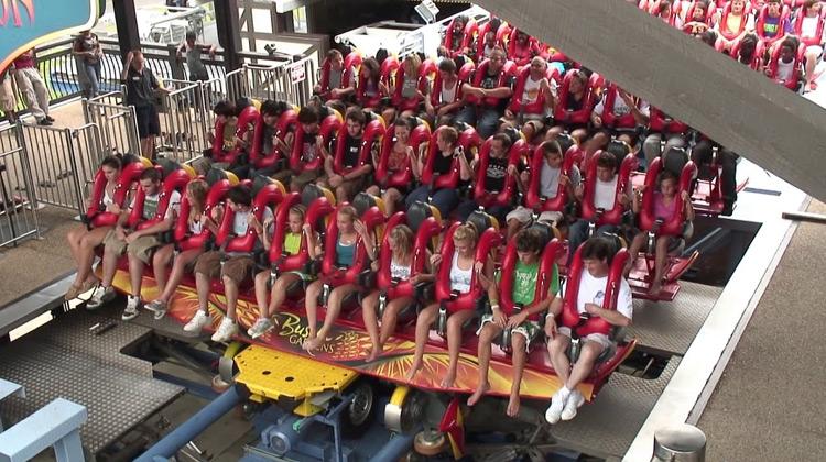Traveling World - Griffon - Busch Gardens Williamsburg