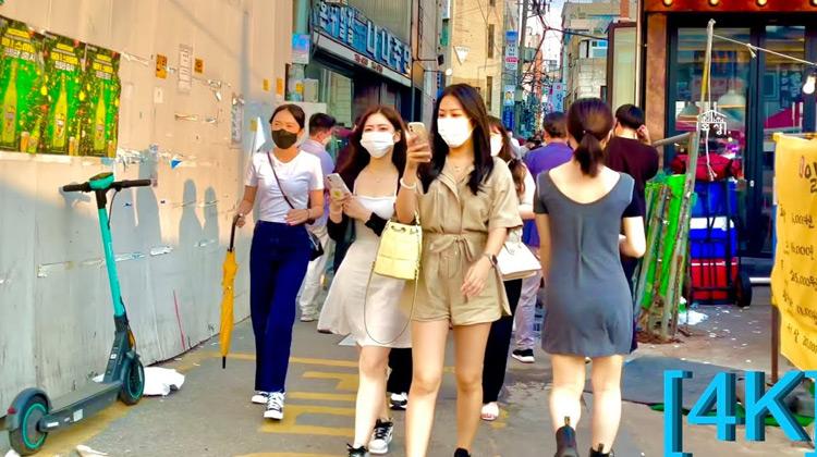 Traveling World - Place Ikseon-dong - Walk Seoul Korea