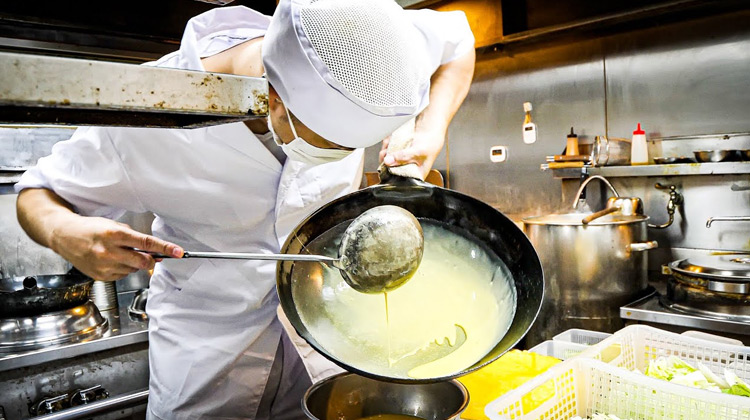Kuliner Channel - Highly Skilled Chinese Chefs!