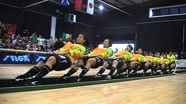 World Indoor Tug of War Championships