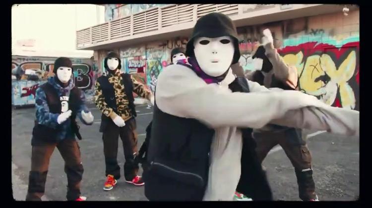 Ballads Channel - JABBAWOCKEEZ vs THEFUTUREKINGZ - Go Crazy Chris Brown