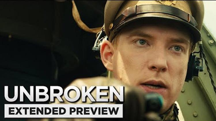 Scenes Movie - Unbroken | Aircraft with No Hydraulics or Brakes