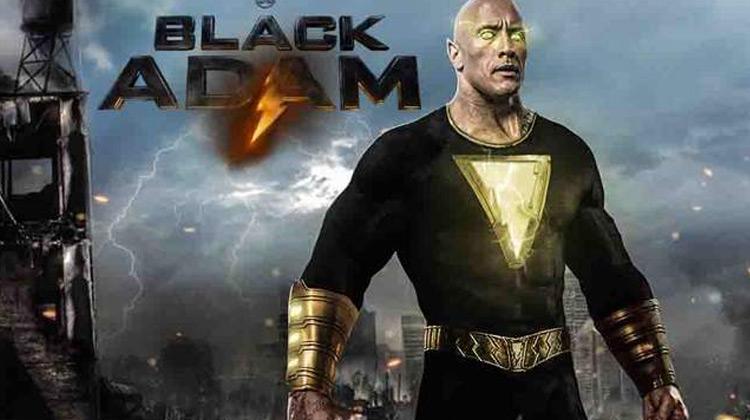 Scenes Movie - BLACK ADAM | Official Trailer (2022)