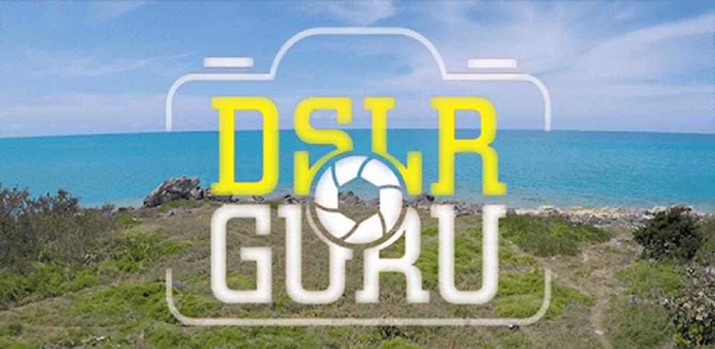 DSLR Guru - Photography guide