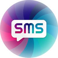 Dual Sim SMS Messenger 2018 icon