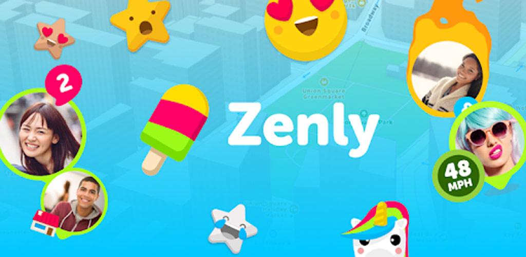 Zenly - Best Friends Only Social