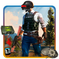 Chicken Dinner Launcher Theme Live HD Wallpapers icon
