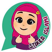 Stiker WA Islami icon