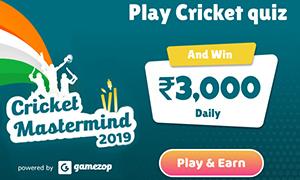 Cricket Mastermind 2019