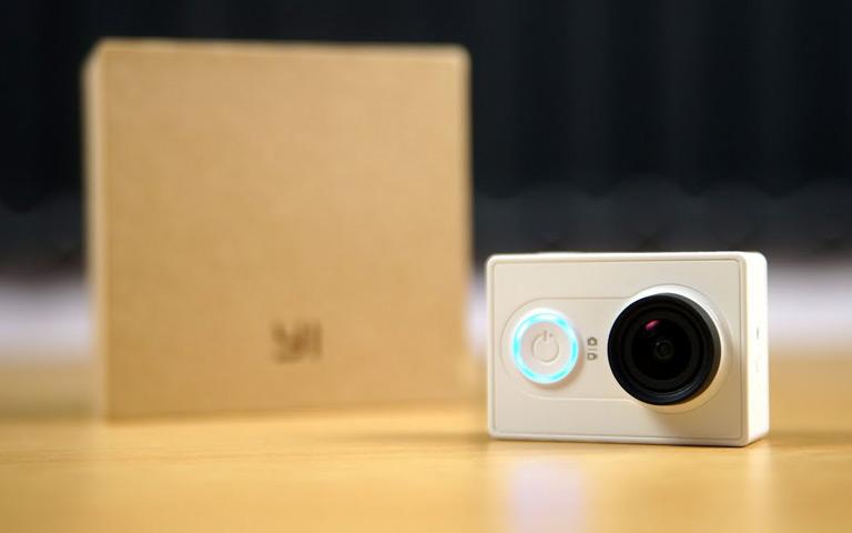 Unboxing Gadget: Paket Action Cam Xiaomi Yi