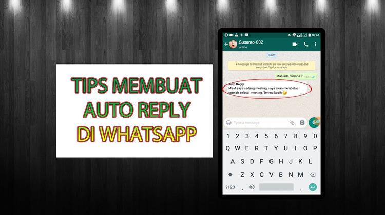 VDar - Auto Whatsapp Solusi Libur Panjang dan Sibuk