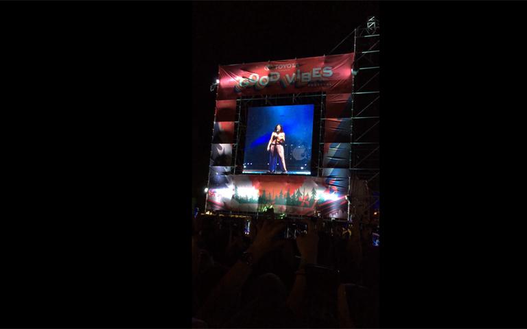 HotLasagna12 - Lorde Singing Team @ Good Vibes Festival