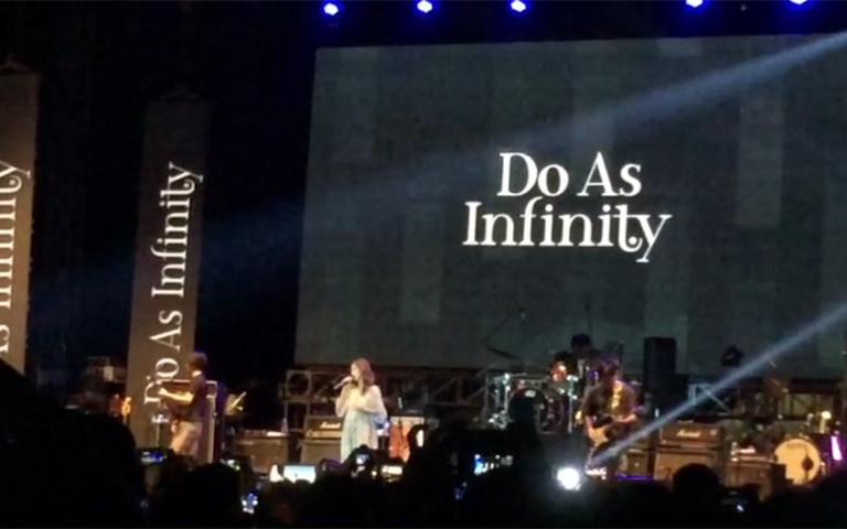 HotLasagna12 - Do As Infinity Live @ EcoPark Ancol